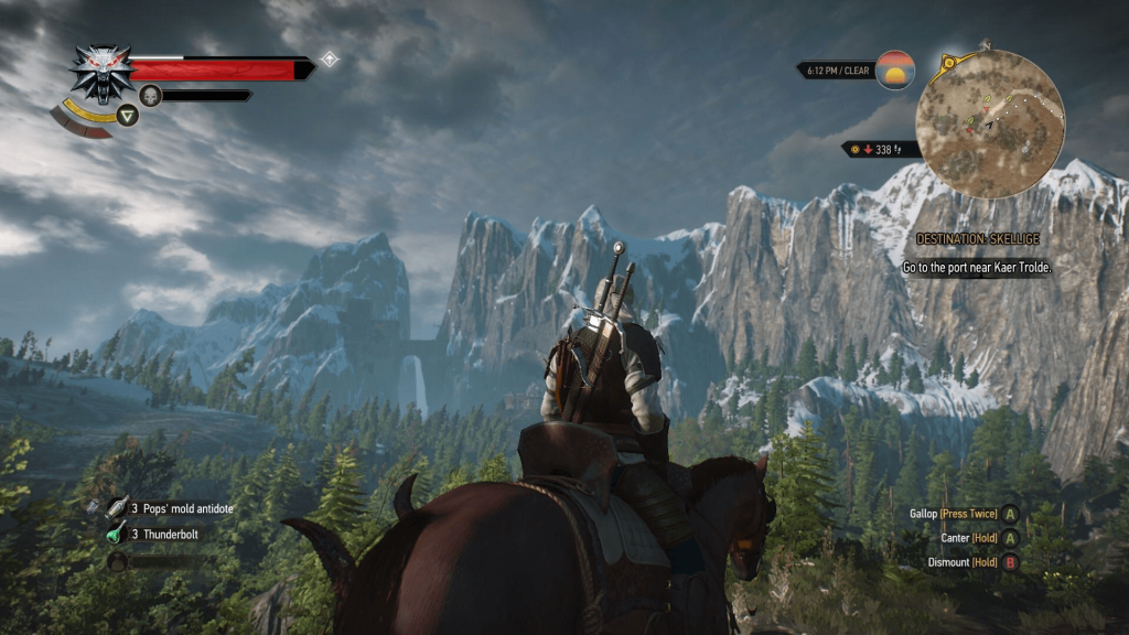 best witcher 3 mods